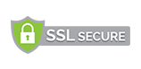 Website secured by SSL